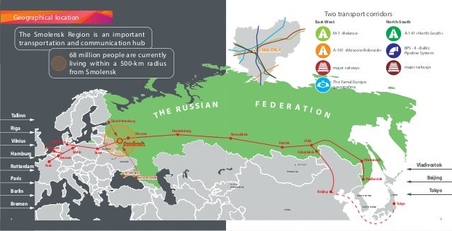 Business directory of the Smolensk region