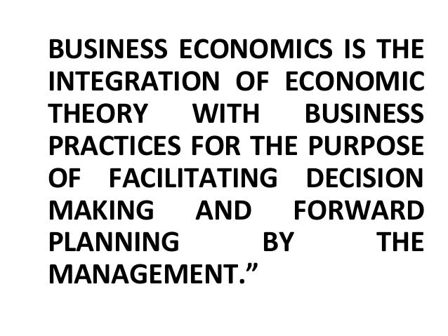 economics of business decisions Making business decisions revenue & client satisfaction correlation examples of using critical thinking to make decisions in the workplace the relationship between a holding & subsidiary company editor's picks strategic management approach to decision-making.
