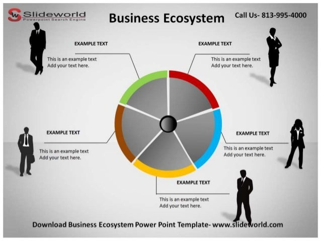 what is business ecosystem pdf