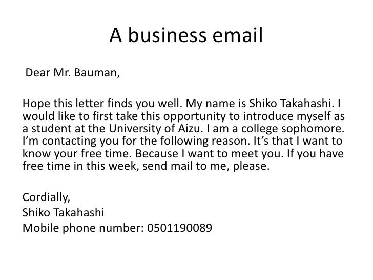 i hope this letter finds you well business email 22513