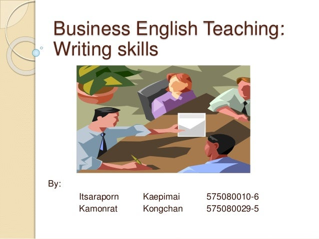 business writing training best course