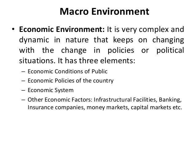 macro economy elements Macro economics ch 1-12 workbook and  each of the following were elements of the new  what would be the most accurate description of our economy since the.