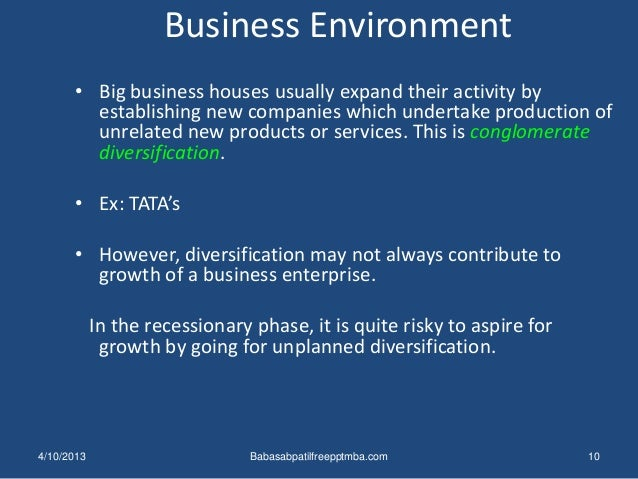 How does diversification affect networking of small businesses?