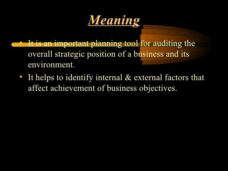 internal and external factors effecting the cost position essay The development of business strategy requires making a thorough analysis of internal and external external and internal environments essay position in.