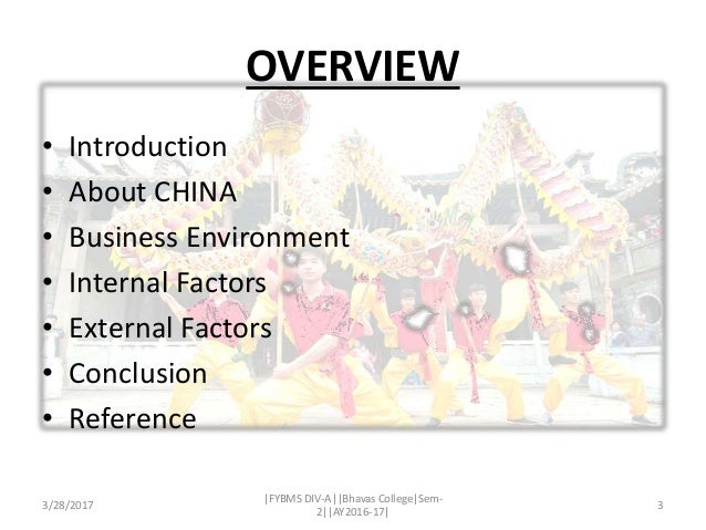 external environmental factors and businesses in nigeria The different environmental factors that affect the business can be broadly categorized as internal ands has its own external factors internal factors internal.