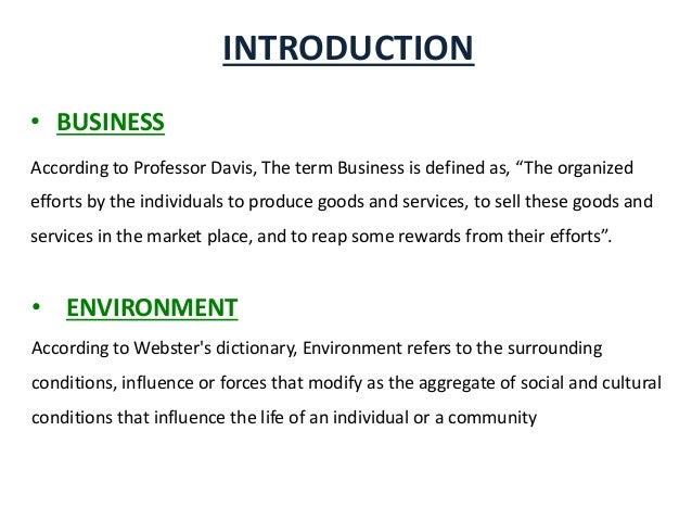 business environment scanning as a precursor Business environment scanning: prerequisite for sustainable learning company nataša rupčić ∗, ekonomski fakultet u rijeci, ivana filipovića 4, 51001 rijeka.