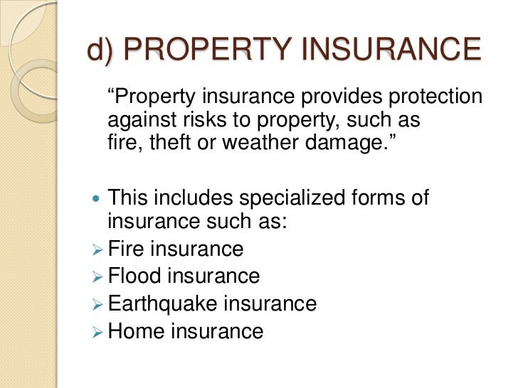 Insurance Is Based On The Principle Of Shared Risk Or