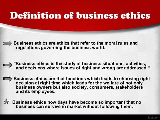 business ethics definition - Ataum berglauf-verband com