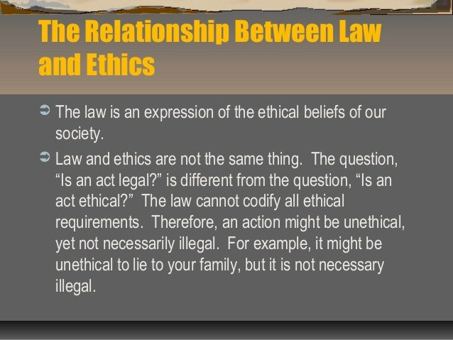 the relationship between business ethics and Does corporate governance also include the governance of ethics this article  will focus on the relationship between corporate governance and business ethics .