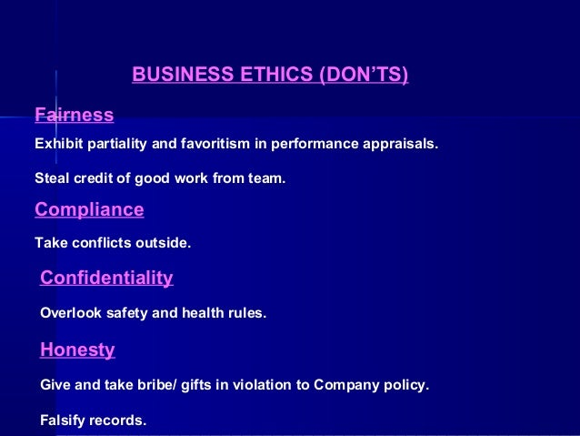 business ethics and its effects in Why business ethics are a matter of urgency for russian enterprises 3 ethical  business traditions in russia 4 russia-specific factors affecting the.