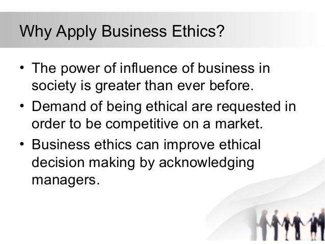 why is an ethical corporate culture important An overview on the importance of values and culture in ethical decision making   of management to assess whether their organizational decisions are ethical.