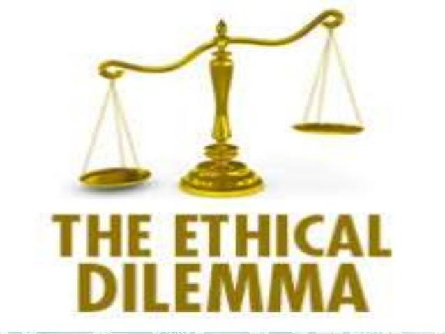 ethical dilemma essay business