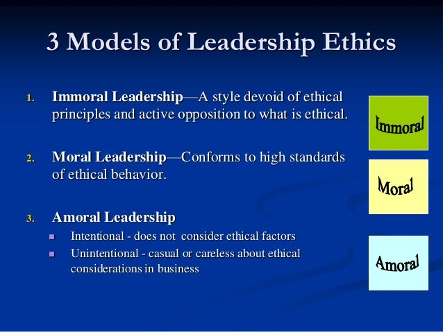 moral leader analysis 302 ethics and leadership effectiveness joanne b ciulla t he moral triumphs and failures of leaders carry a greater weight and volume than those of nonleaders (ciulla, 2003b).