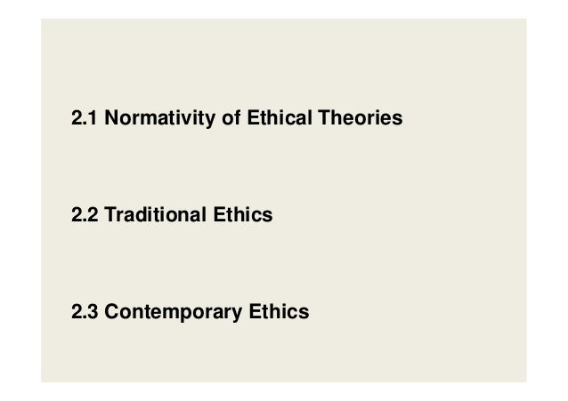 Business ethics   ethical theory Slide 2