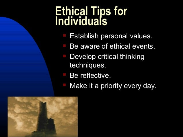 personal values and ethical foundations Start studying chapter 1 ethical and legal foundations learn personal values-beliefs and attitudes held by a virtue ethics-practical wisdom and moral.