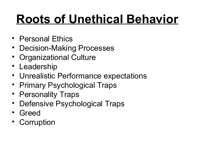 Unethical Business practices• (I) With Respect to Customer: