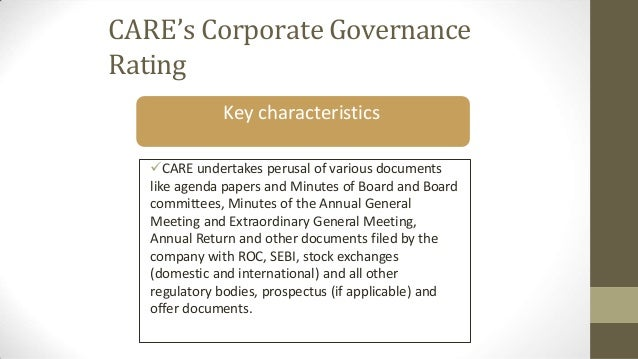 Value creation and value capture in corporate governance essay