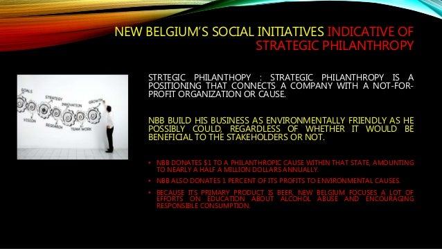 new belgium brewing company environmental responsibility