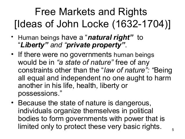 Hobbes Ideas On Private Property