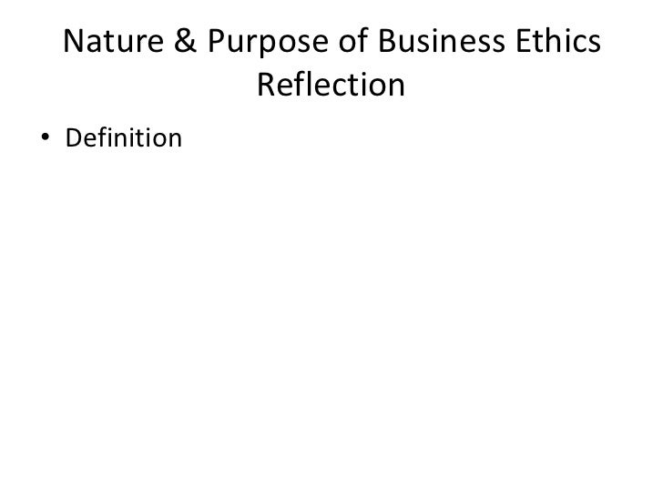 Business ethics & management by indian values