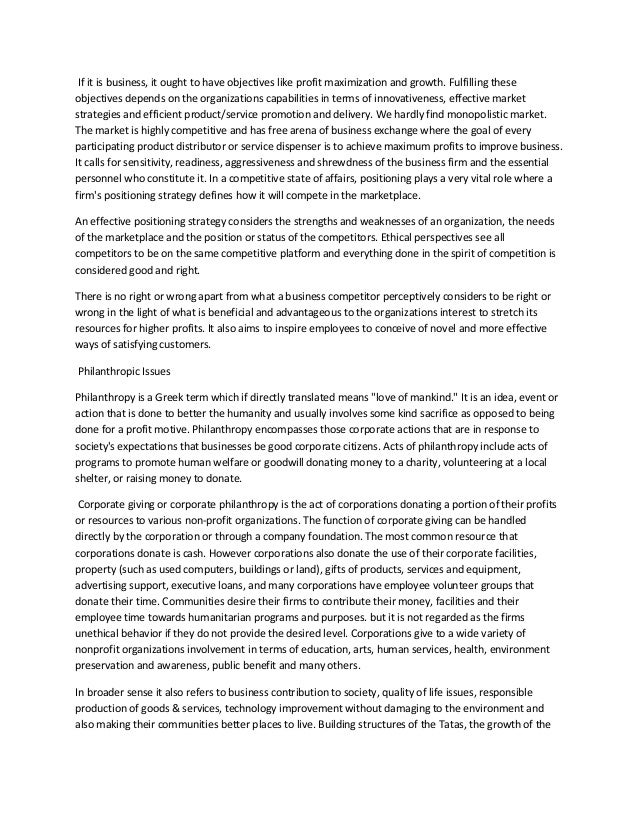 Examples Of An Essay Paper Competitive Issues  A Modest Proposal Ideas For Essays also Essay On Healthy Eating Habits Business Ethics Module Business Etiquette Essay