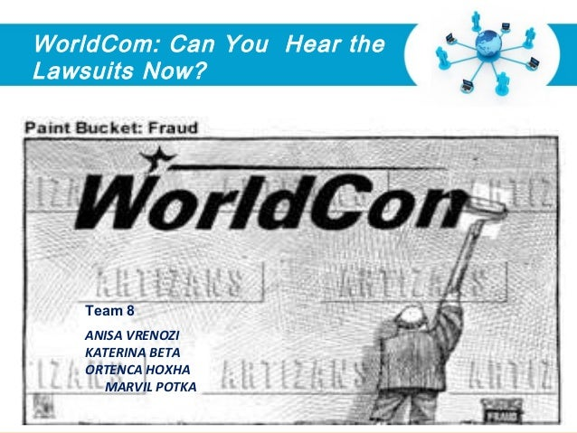 business ethics and worldcom It was august 2000, and marc perkel's software company in springfield, mo, was effectively out of business worldcom, for some reason,.