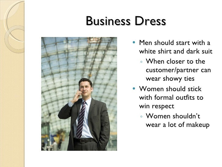 Business Etiquette PowerPoint