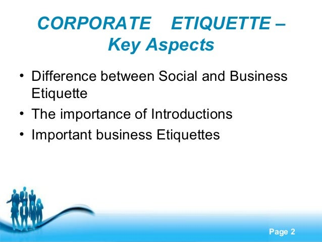essay business etiquette workplace Business etiquette essay - business etiquette the importance of etiquette etiquette has always been an important part of life, be it social or business however, it seems that business etiquette is has become more important in the last decade.