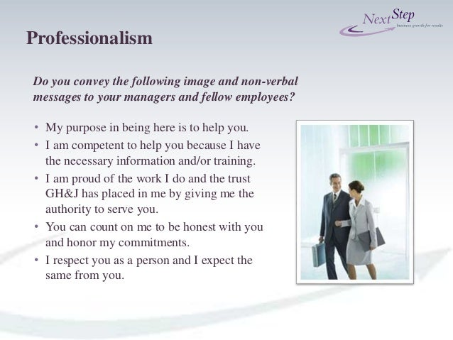 the importance of professionalism in the So, what is professionalism, and why does it matter and how can you be  completely professional in your day-to-day role in this article we'll explore all of  these.