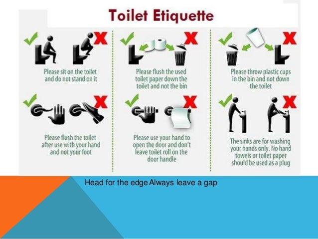 Workplace Toilet Etiquette Universalcouncilinfo