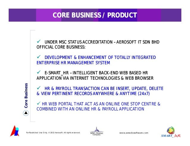 Business executive summary [compatibility mode] Slide 3