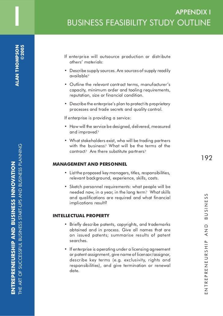 Truck Stop Feasibility Study - Prospectus