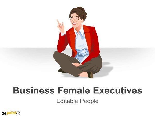 Business Female Executives