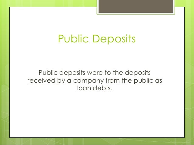 Public Deposits Invited By Company are Nice Design To Create Elegant Invitations Sample