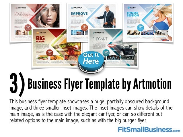 Flyer Templates For Small Businesses