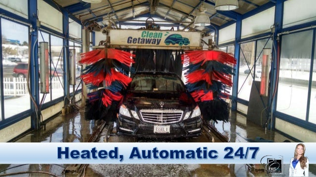 Business Profitable For Sale Carwash Can Be Moved