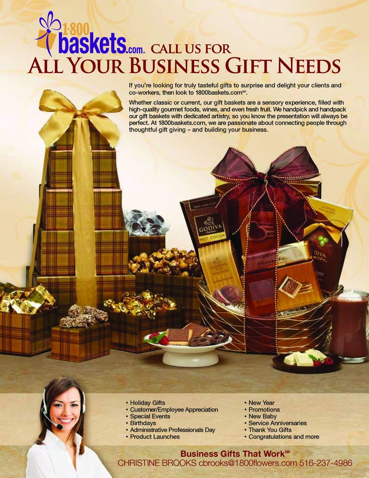 call us for All Your Business Gift Needs             If you're looking for truly tasteful gifts to surprise and delight yo...