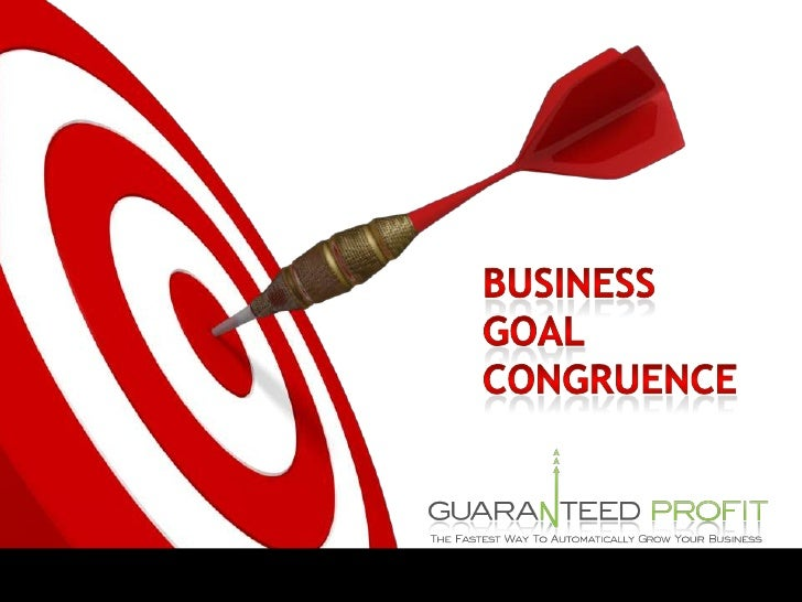 Business <br />Goal <br />Congruence<br />