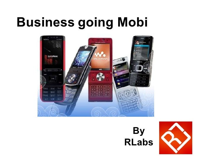 Business   going Mobi By RLabs