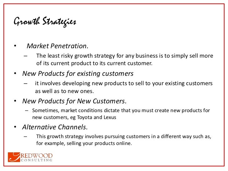 Business growth strategies growth flashek
