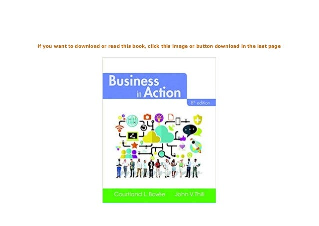 Business in Action 8th edition | Rent 9780134129952 ...