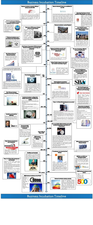Business Incubation Timeline                                                                                              ...