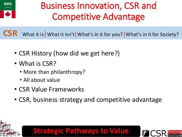 business articles competitive advantage