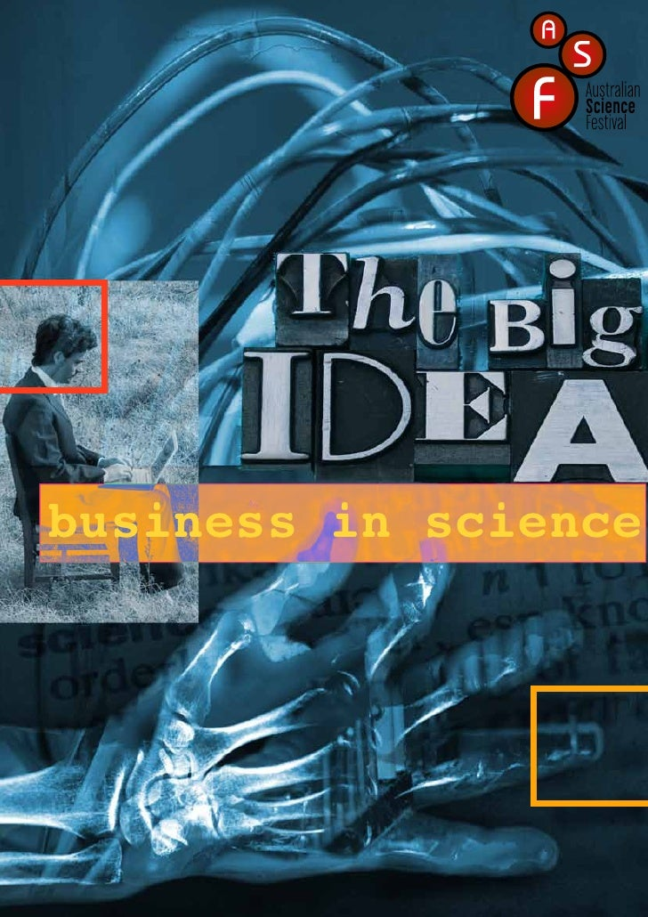 business in science
