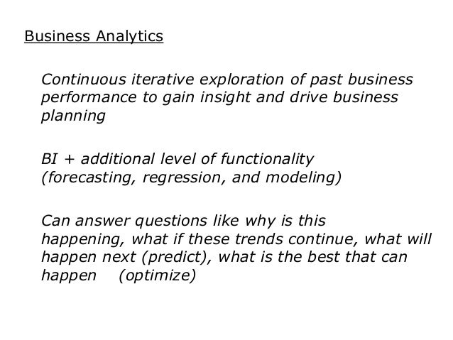 the difference between analytic and speculative