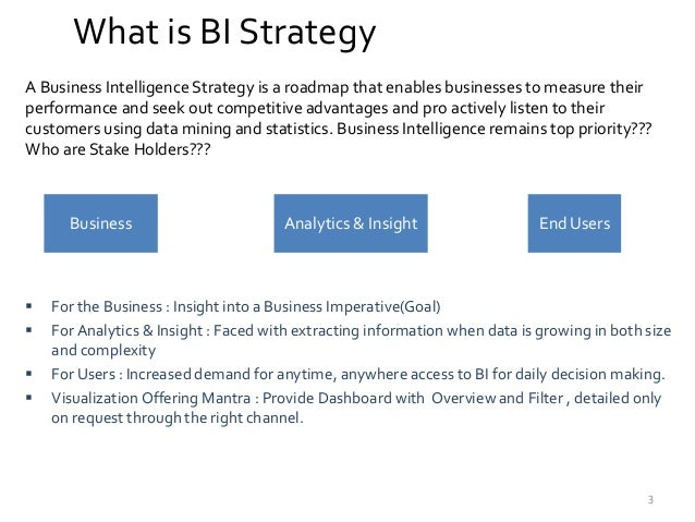 Technology Management Image: Business Intelligence Competency Centre Strategy And Road Map