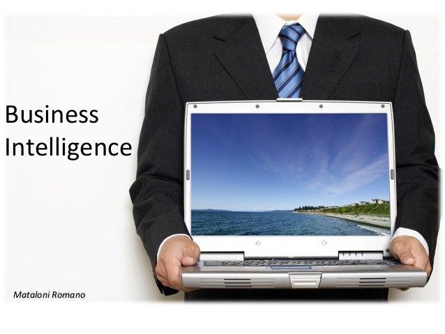 BusinessIntelligenceMataloni Romano