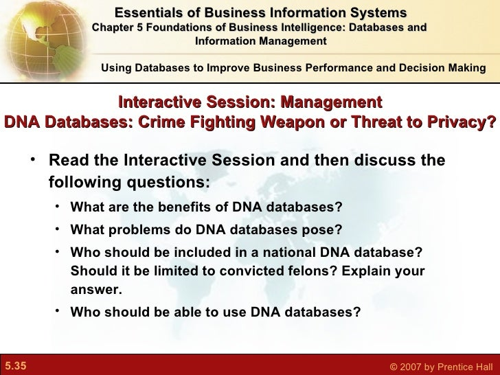 dna databases crime fighting weapon or Dealing with dna evidence: a legal guide 1st edition  dna has become an indispensable tool in fighting crime,  dna databases pitfalls of dna.