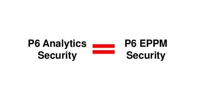 Business intelligence with primavera p6 analytics ppt