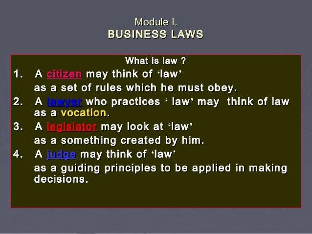 Business law slides Slide 2
